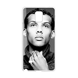 aqiloe diy Imperturbable handsome man Cell Phone Case for Samsung Galaxy Note4