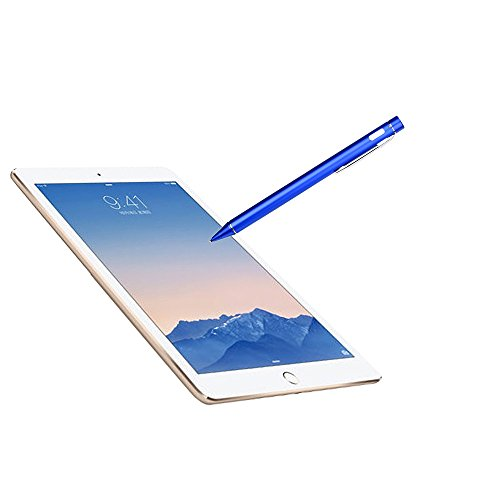 Price comparison product image For Apple iPad 2 3 4 Pro & Air, Elaco Screen Touch Pen Stylus With USB Charging Wire (Blue,  For Apple iPad 2 3 4 Pro & Air)