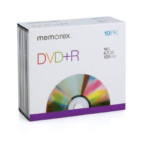 Memorex 4.7Gb/16x DVD+R