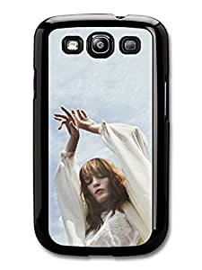 AMAF ? Accessories Florence + the Machine Ethereal with White Dress and Blue Sky case for Samsung Galaxy S3