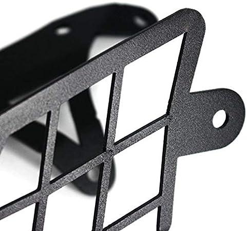TOOGOO para Benelli Trk502 TRK 502 Accesorios de Motos Accesorios de Motos Protector de Los Faros Cubiertas de Rejilla Protectoras