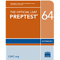 The Official LSAT PrepTest 64--October 2011 (The Official LSAT PrepTests)