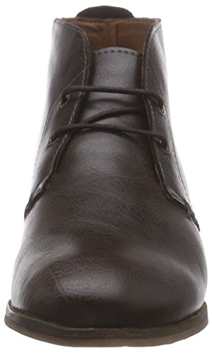 Apple of Eden Linda - botas chukka de material sintético mujer marrón - Braun (4-TDM)