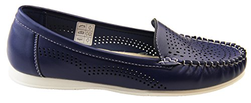 Zapatos azules Coolers para mujer np0BxWcqfD