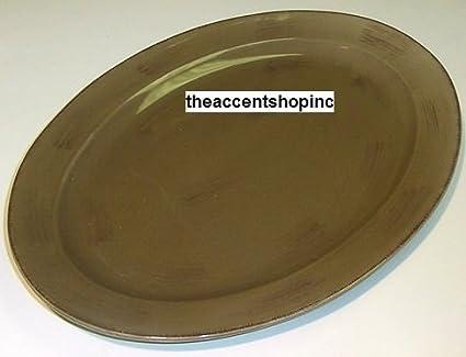 TAG Oval Serving Platter Sonoma Dinnerware Collection & Amazon.com | TAG Oval Serving Platter Sonoma Dinnerware Collection ...