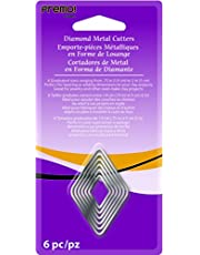 Polyform Premo Diamond Graduated Cutter Tools, 6 Piece