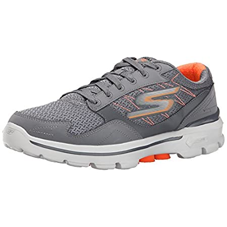 skechers go walk lace up shoes