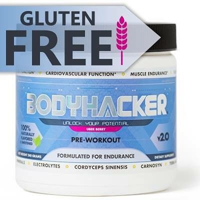 BODYHACKER Pre-workout v2.0