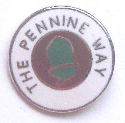 Pennine le Way-Gifts Épinglette émaillée