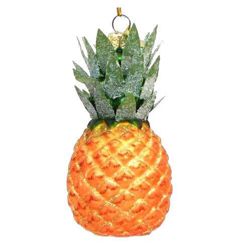 Kurt Adler Noble Pineapple Ornament product image