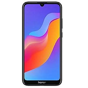 Honor 8A (32GB) 6.09″ HD+ Display, Dual SIM 4G LTE GSM Factory Unlocked Smartphone – International Version JAT-LX3 (Black)