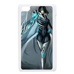 iPod Touch 4 Case White League of Legends Fiora 006 VA2492045