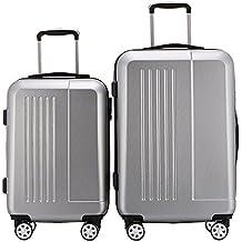 Fochier Luggage 2 Piece Set Lightweight Spinner Suitcase