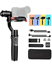 Hohem iSteady Multi RX100 Gimbal Stabilizer Handheld Gimble for Sony RX100, for Compact Camera, DSC Digital Camera, Action Camera and Smartphone, Playload 400g, (3-IN-1 Gimbal)