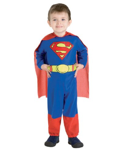 Kids Superman Costumes (Rubie's Costume Co Toddler Superman Costume for Kids)