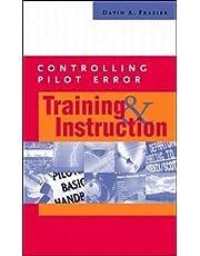 Controlling Pilot Error: Training & Instruction