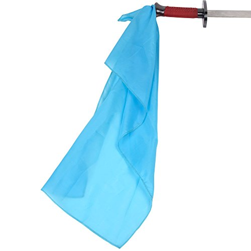 Broadsword Long Sash - Blue