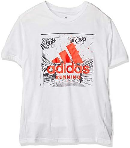 ランニングウェア FAST グラフィック ビックロゴTシャツ(GLR45) メンズ