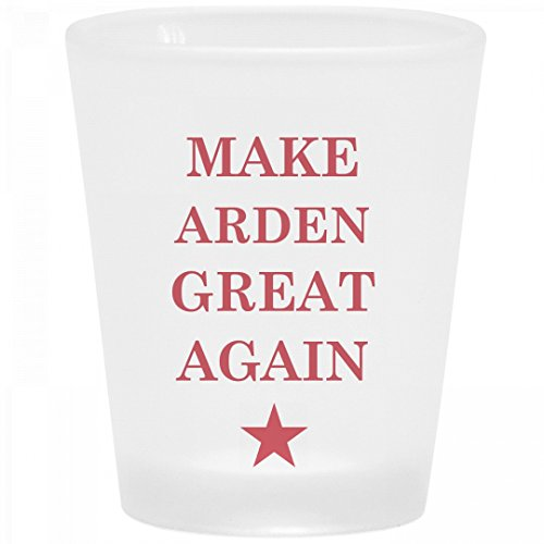 Make Arden Great Again: Frosted Shot (Party City Arden)