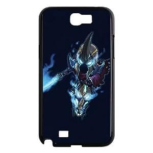 Defense Of The Ancients Dota 2 ABADDON Samsung Galaxy N2 7100 Cell Phone Case Black ASD3763174