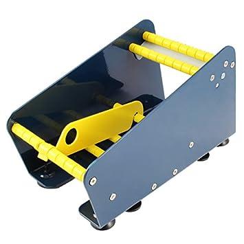 Dispensador de etiquetas | dispensador manual para adhesivos & Etiquetas | Nutz ancho wählbar | para