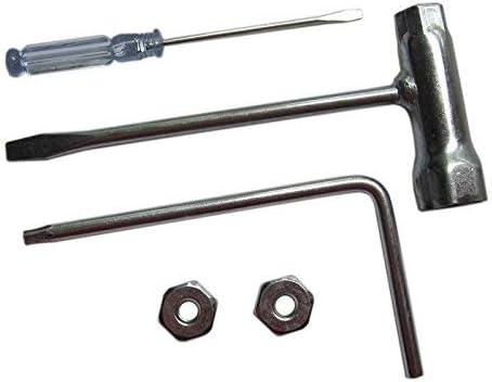 13 mm passend für viele Kettensägen Zündkerzenschlüssel Kombischlüssel 19 mm