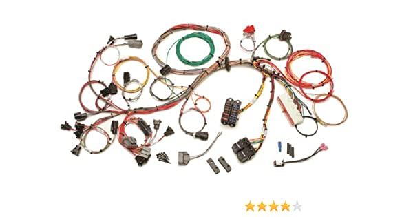 Amazon Com Painless 60510 5 0l Wiring Harness Automotive