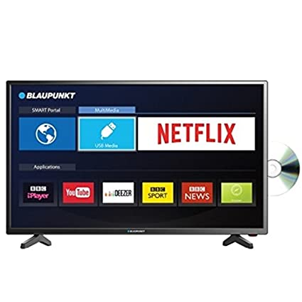 Blaupunkt 32 Full Hd Led Smart Tv With Built In Dvd Amazoncouk