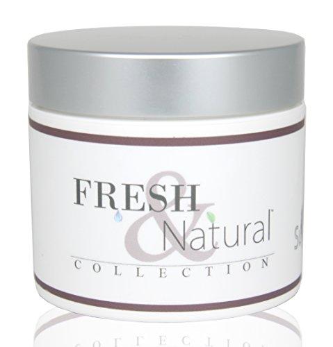 Fresh & Natural Skin Care Sugar and Shea Body Polish, Blackberry & Plum, 4 ()