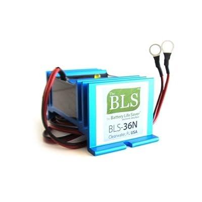 Battery Life Saver BLS-36N 36v Battery System Desulfator Rejuvenator