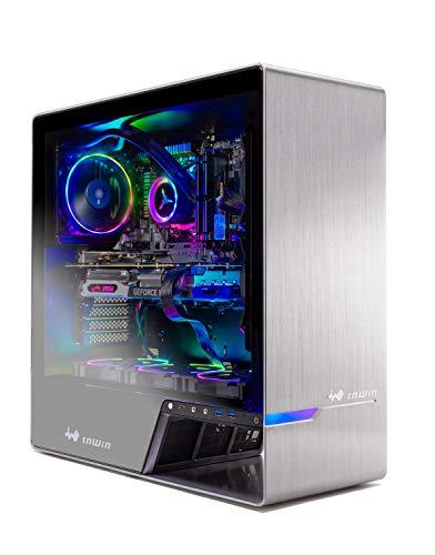 Skytech Legacy Gaming Computer PC Desktop – Ryzen 7 3700X 3.6GHz, RTX 2070 Super 8G, 500GB SSD, 16GB DDR4 3000MHz, RGB…