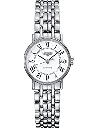Longines Presence White Dial Automatic Ladies Watch L43214116