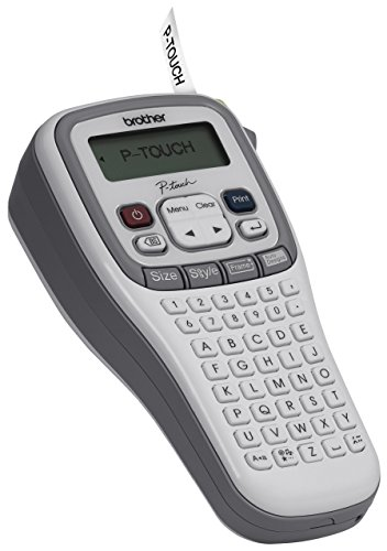 Brother P Touch Easy Hand Held Label Maker Pt H100 Buy