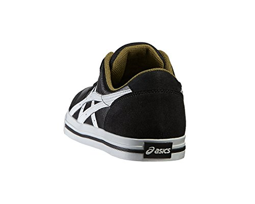 9013 Aaron Sneaker Weiß grau Herren Asics Schwarz zgUnRq4wxf