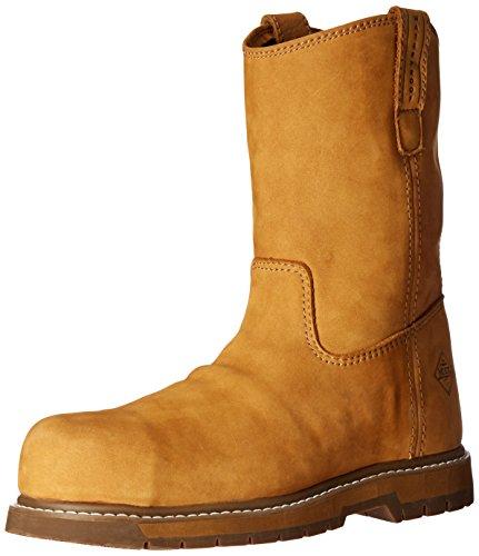 Muck Boot Mens Wellie Classic Comp Toe Lavoro Grano