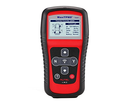 Autel TPMS Tool TS401 MX Program Function and Other Brand