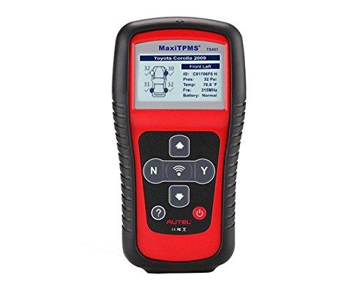 Autel TPMS Tool TS401 MX Program Function and Other Brand Sensor Relearn Service (Tpms Sensor Tool)
