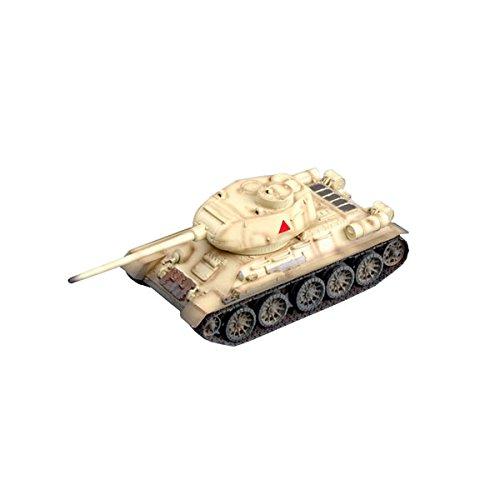 MRC Easy Model T-34/85 Egyptian Army Model Kit