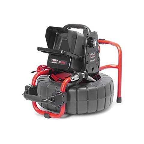 Ridgid 48113 SeeSnake Compact 2 System with One Battery and Charger (Ridgid Snake Camera)