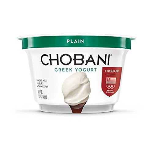 chobani yogurt plain - 4