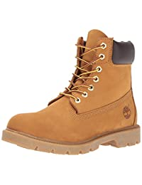 "Timberland Men's 6"" Basic Contrast Collar Boot"