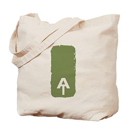 CafePress–Appalachian Trail–Gamuza de bolsa de lona bolsa, bolsa de la compra