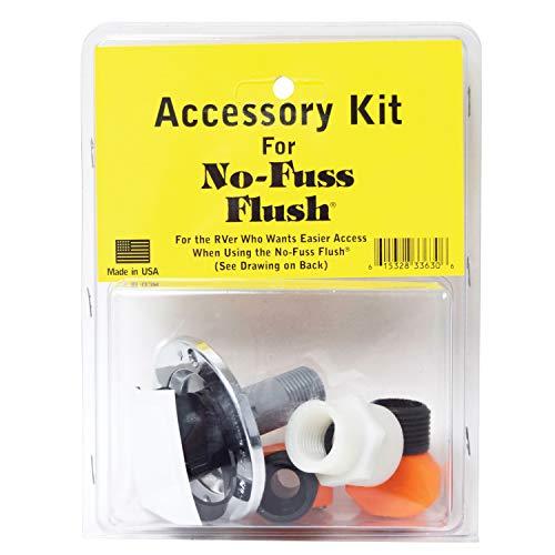 (Valterra Yellow A71 No-Fuss Flush Accessory Kit )