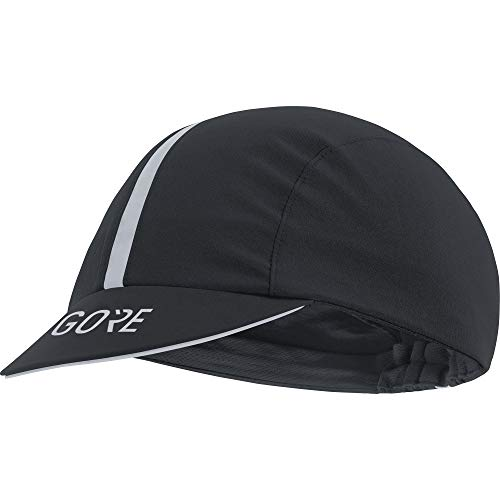 Gore Cap (GORE WEAR C5 Unisex Cycling Cap, Size: ONE, Color: Black)