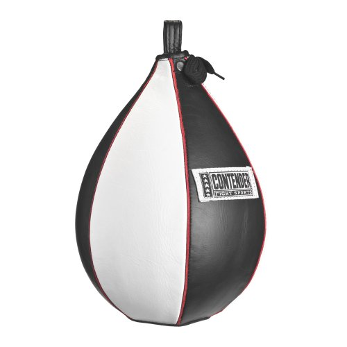 Contender Fight Sports Boxing MMA Muay Thai Fitness Workout Training Punch Speed Bag