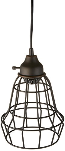 oil rubbed bronze hanging light