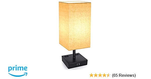 Touch Control Dimmable Table Lamp Bedside Desk Lamp Modern