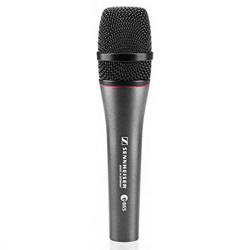Sennheiser E865 | Supercardioid Electret Condenser Microphone