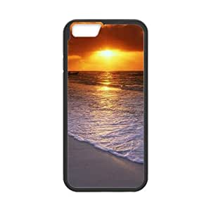 Beach iPhone 6 4.7 Inch Cell Phone Case Black Phone cover O6361842
