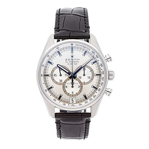 - Zenith Chronomaster Mechanical (Automatic) Silver Dial Mens Watch 03.2040.400/04.C496 (Certified Pre-Owned)